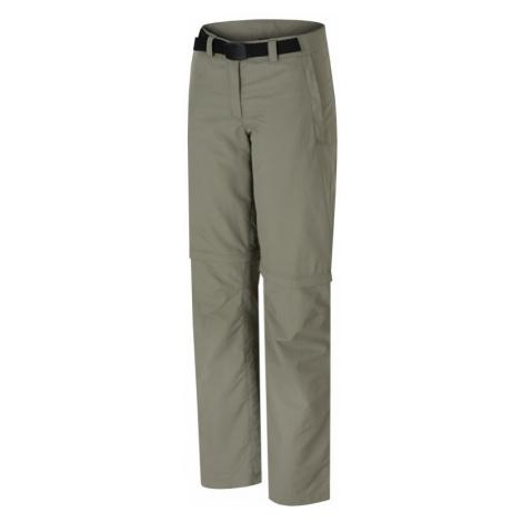 Dámské kalhoty Hannah Pirrey vetiver