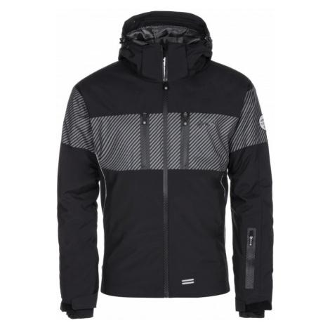 Kilpi Pánská lyžařská bunda Sattl černá