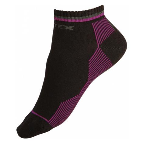 LITEX Sportovní ponožky polovysoké. 99637303 růžová