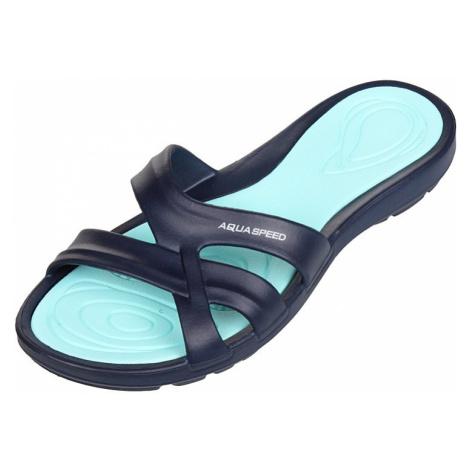 Dámské pantofle do bazénu AQUA-SPEED