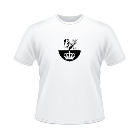 Pánské tričko na tělo Freddie Mercury - Queen
