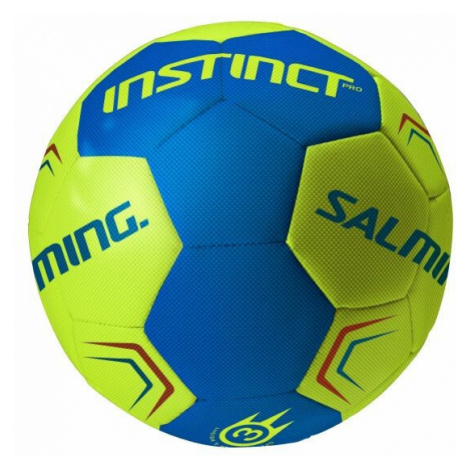 SALMING Instinct Pro Handball Navy/SafetyYellow