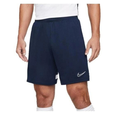 Šortky Nike Academy 21 Tmavě modrá