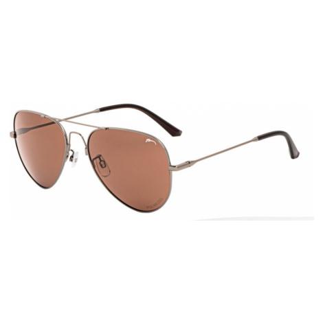 RELAX Elm Pánské sluneční brýle R1142B béžová 12(31)