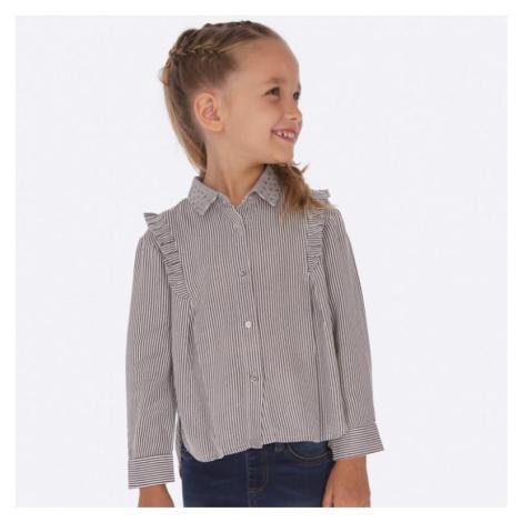 Slavnostní košile MAYORAL 7107 | šedá