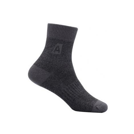 Dětské ponožky Alpine Pro RAPID - černá