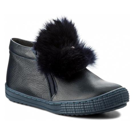 Kotníková obuv ZARRO - 110/07 S Granat Zarro obuv