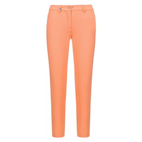 Kalhoty Chervo SEW oranžová