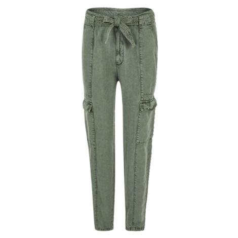 Kalhoty Camel Active Trouser - Zelená