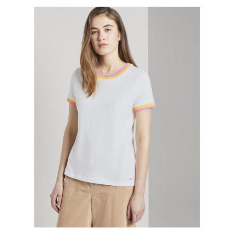 Tom Tailor Denim dámské tričko 1016439/10332
