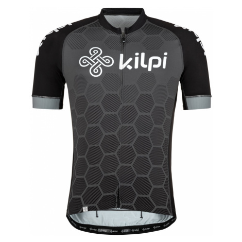 Pánský cyklistický dres KILPI MOTTA-M černá
