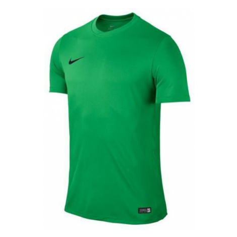 Dres Nike Park VI s krátkým rukávem Světle zelená