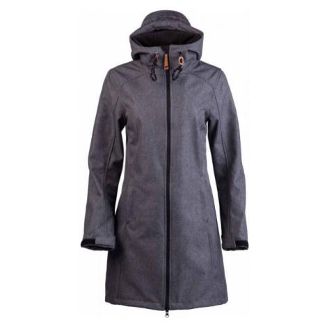 Lotto TINTA tmavě šedá - Dámský softshellový kabát