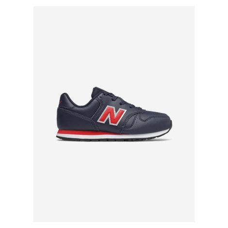 373 Tenisky dětské New Balance Modrá