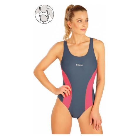 LITEX Jednodílné sportovní plavky 63542