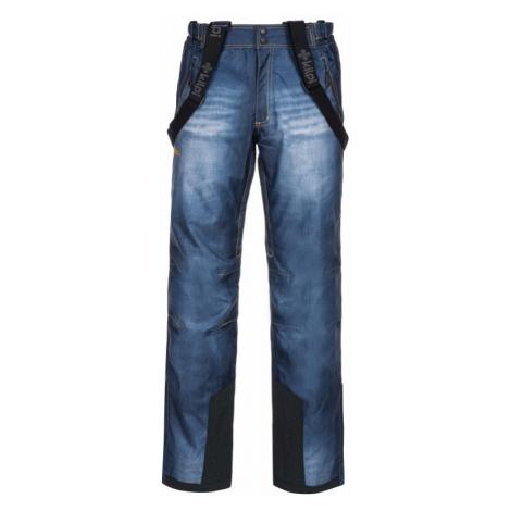 Pánské lyžařské kalhoty Kilpi DENIMO-M