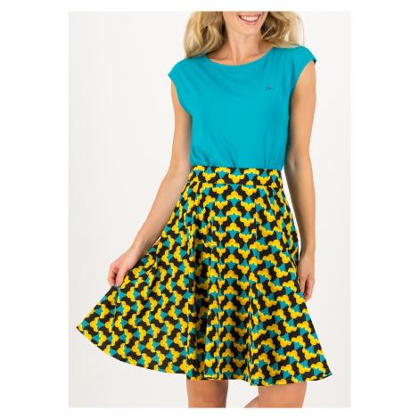 Kolová letní sukně barevná Blutsgeschwister