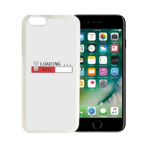 iPhone 7/8 kryt gumový soft Loading 69%
