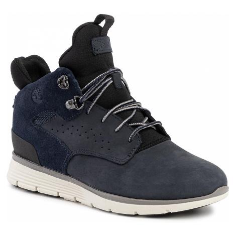 Sneakersy TIMBERLAND - Killington Mid Hiker TB0A1JD6019 Navy Nubuck