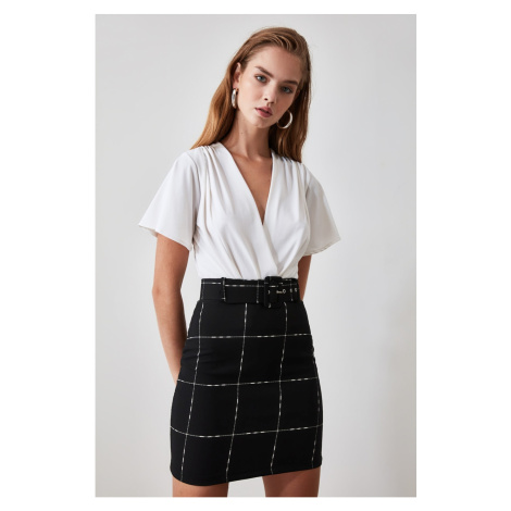 Dámská sukně Trendyol Mini