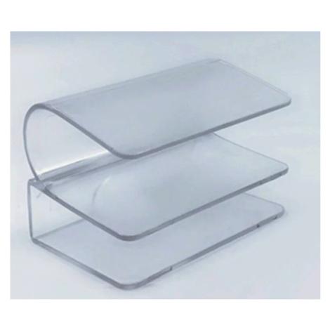 Plastový IQOS Duo clip, transparentní
