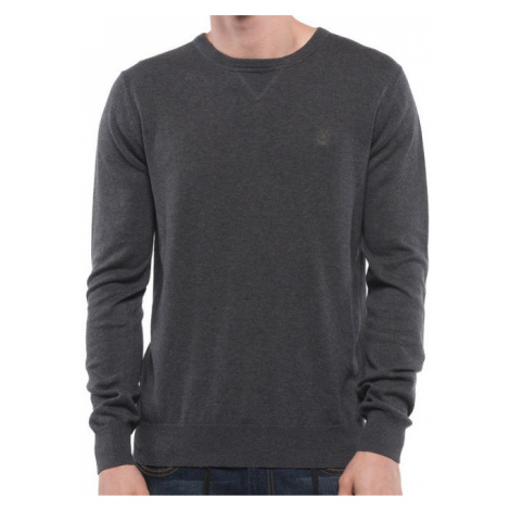 Svetr Element Crew charcoal heather