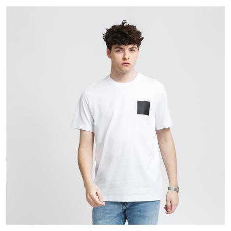 LACOSTE Men's Lacoste x Polaroid Breathable Thermosensitive Badge T-shirt