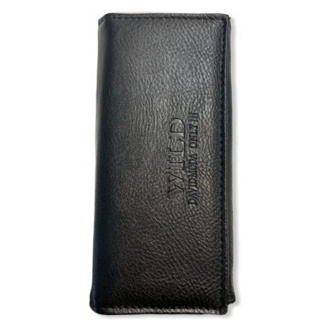 Dámská kožená peněženka Wild DM Black II, černá