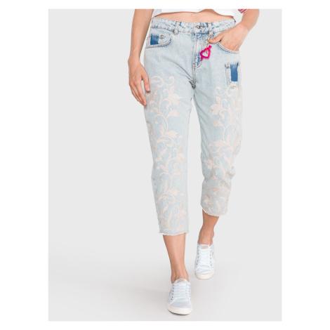 Jeans TWINSET Modrá
