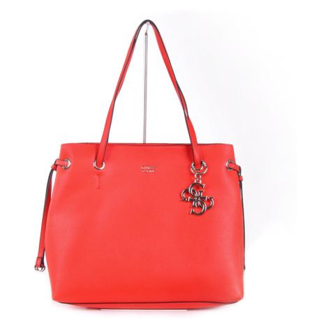 Guess dámská červená kabelka Digital