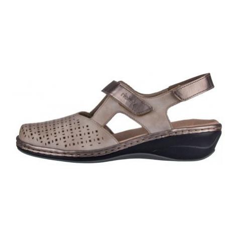 Sandály RIEKER 47775-42