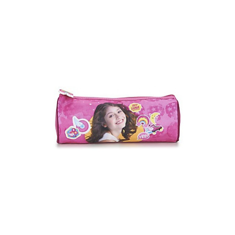 Disney SOY LUNA CARTABLE TROUSSE Růžová