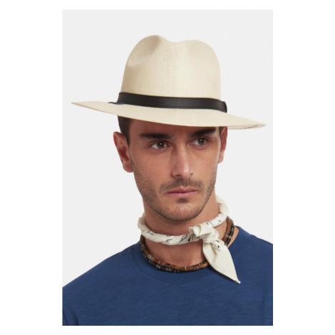 Klobouk La Martina Straw Hat Paper Straw