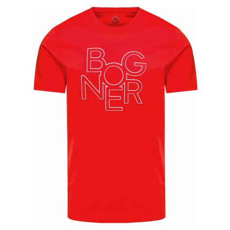 Tričko Bogner ROC červená