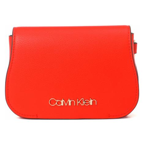Calvin Klein dámská oranžová ledvinka
