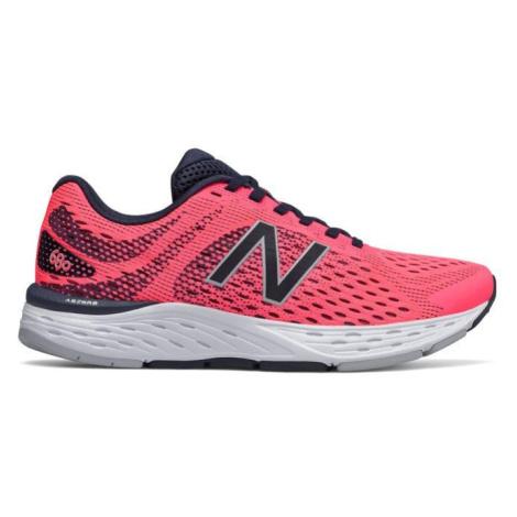 Dámská běžecká obuv New Balance W680GB6 Růžová / Černá