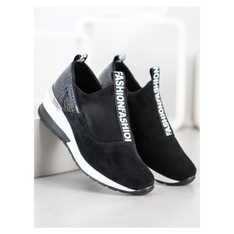 FILIPPO RE-LOADED LEATHER SNEAKERS