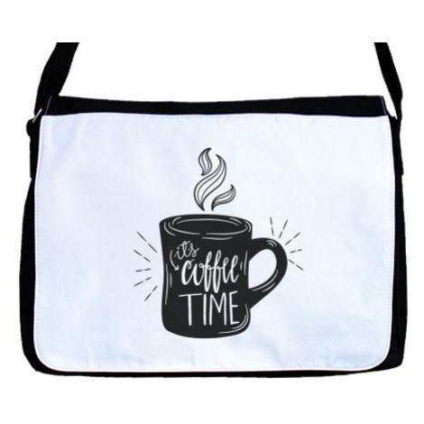 Taška přes rameno Coffee time