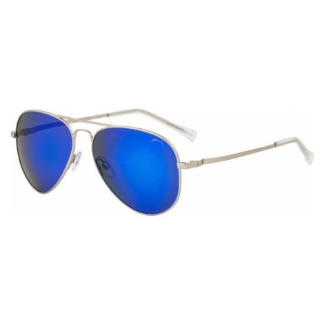 RELAX HATCH Sluneční brýle R2319F stříbrná L