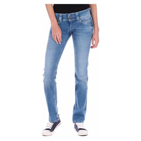 Pepe Jeans dámské světle modré džíny Venus