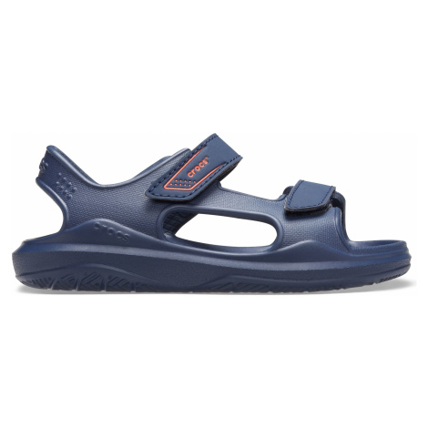 Crocs Swiftwater Expedition Sandal K Navy/Navy J1