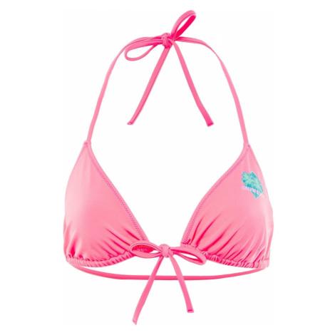 Calvin Klein Calvin Klein dámský růžový bikiny top TRIANGLE