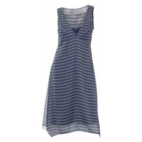 RICK CARDONA Šifonové letní šaty RICK CARDONA, dámské šaty se vzorem