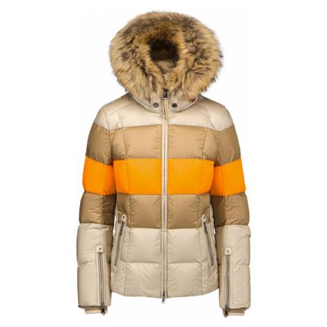 Lyžařská bunda Bogner COLLY-D béžová