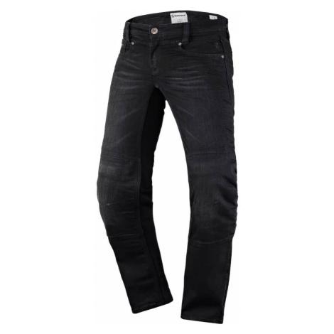 Dámské Moto Kalhoty Scott W's Denim Stretch Mxvii Black