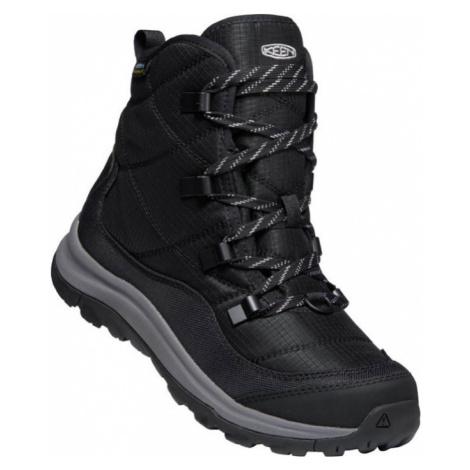 KEEN TERRADORA II ANKLE BOOT WP W Dámská zimní vysoká obuv 10007960KEN01 black/drizzle