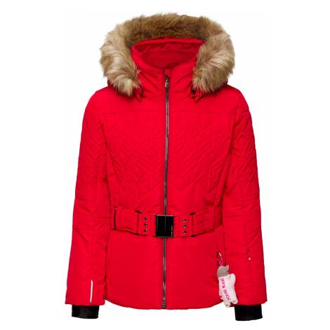 Lyžařská bunda POIVRE BLANC červená