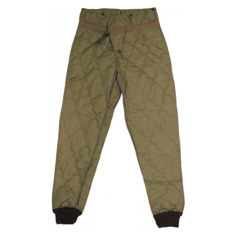 Termovložka do kalhot M85 olivová Max Fuchs