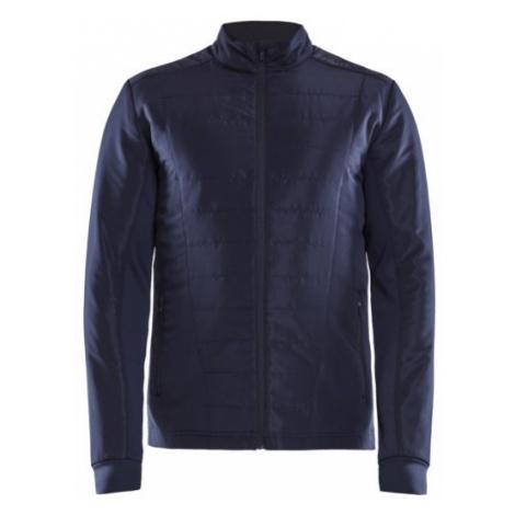 Pánská bunda CRAFT Eaze Fusion Warm tmavě modrá
