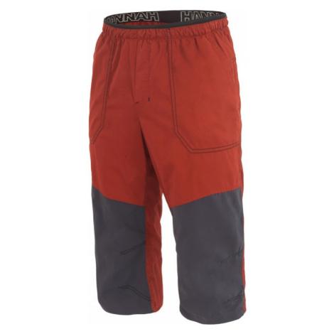 Kalhoty HANNAH Hug 3/4 ketchup/graphite